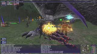 Final Fantasy XI - Quetzalcoatl