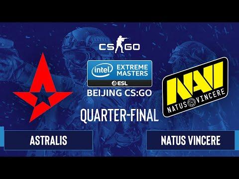 Astralis vs. Natus Vincere [Overpass] Map 1 - IEM Beijing 2020 Online - Quarter-final - EU