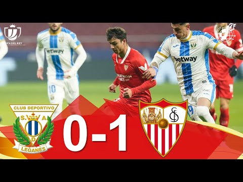 Leganes Sevilla Goals And Highlights