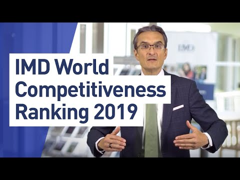 the-imd-world-competitiveness-center-releases-its-2019-world-competitiveness-results