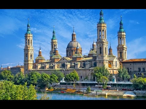 Cathedral-Basilica of Our Lady of the Pillar, Zaragoza, Aragon, Spain, Europe