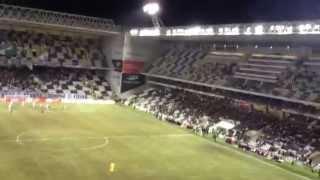 Boavista vs FC Porto Momentos após o golo