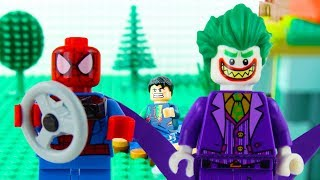 LEGO Superheroes STOP MOTION LEGO Hulk, Joker, Incredibles & More | LEGO Compilation | Billy Bricks