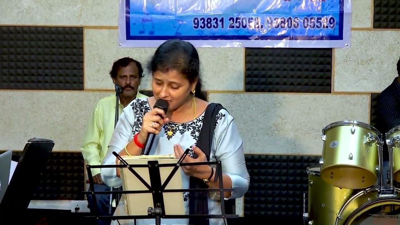 Kangal Irandum Endru | MSV Hits | Old Melody | Tamil Song | Lyrics | Singing by Sabitha