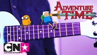 Pora na przygodę! | Pora na przygodę na ukulele! | Cartoon Network