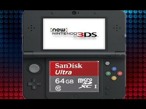 How To Upgrade MicroSD Card For New Nintendo 3DS | Nintendo News Fix