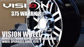 Vision Wheel 375 Warrior and HARTLAND ST Trailer Tires | Discount Tire