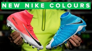NIKE MOTION BLUR | Best new Nike colours in 2017?