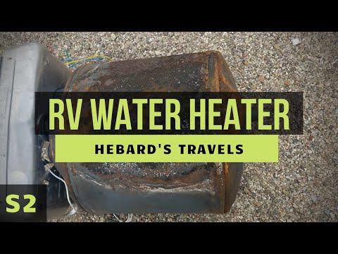 RV Nomad Life | Replacing Our RV Suburban Propane/Electric Water Heater