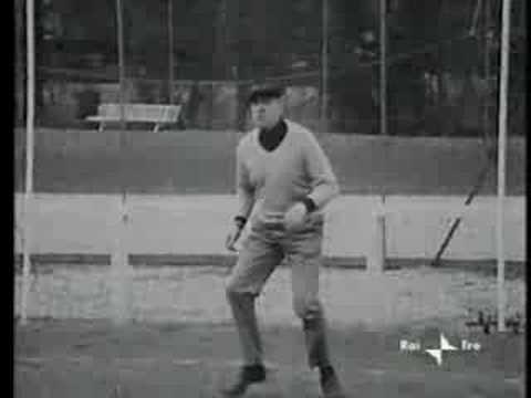 Jacques Tati - Il portiere.