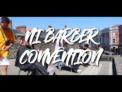 NI Barber Convention 2018