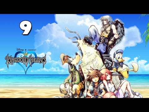 Let's Play: Kingdom Hearts #09 - Alice Im Wunderland