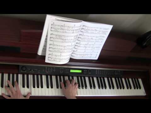 Les Miserables - Empty Chairs and Empty Tables (Piano)