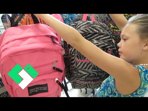 NEW BACK TO SCHOOL BACKPACK (7.27.14 - Day 849)