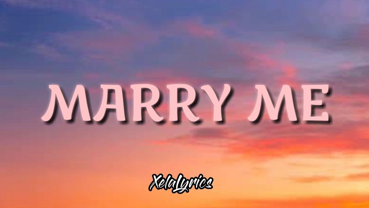 Download #MerryMe #lyricsvideo #XelaLyrics   Will You Marry Me - Cover ( lyrics  ) ♬