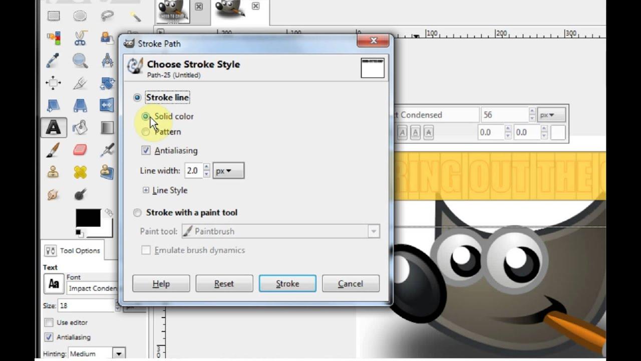 maxresdefault gimp 2 8 tutorial adding meme text to images youtube