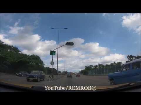 Driving Havana, (La Habana)  Cuba 2017