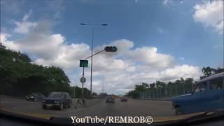 Driving Tour Havana, (La Habana)  Cuba 2017