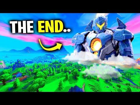 Season 9 Ending REVEALED.. (Fortnite)