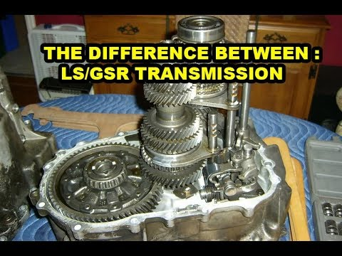 The Difference Between: LS vs GSR Transmissions
