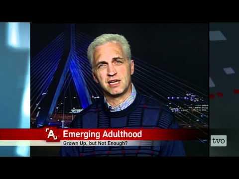 Jeffrey Jensen Arnett: Emerging Adulthood poster