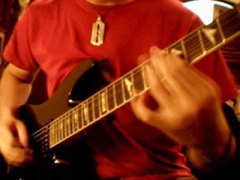 Jean Patt6n - Cowboys From Hell (Reinventing Hell Guitar)