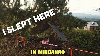 CAMPING In The Mountains With FILIPINO FRIENDS (Farm Tourism Philippines)