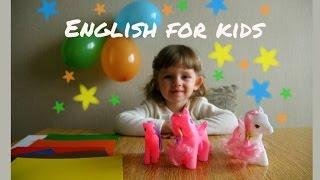 Английский для малышей: учим цвета на английском