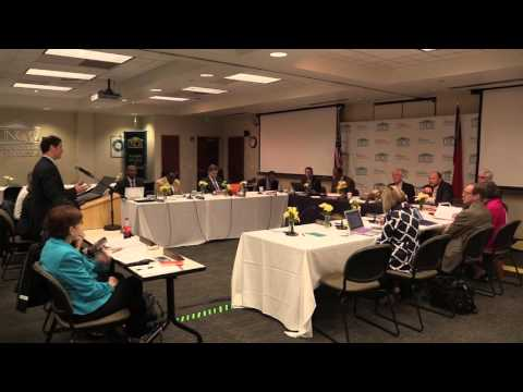 State Board of Education: Dropout Pilot Discussion
