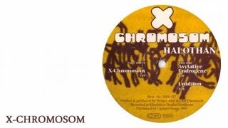 Halothan -  X-Chromosom