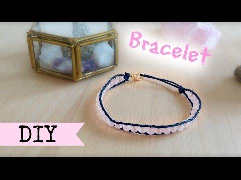 Diy Beaded Bracelet Tumblr Inspired Jewelry