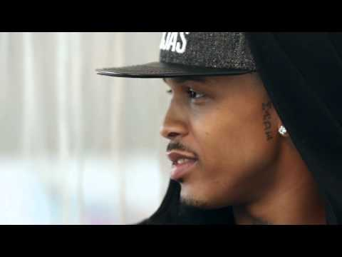 August Alsina Explains His Three Most Personal Tattoos