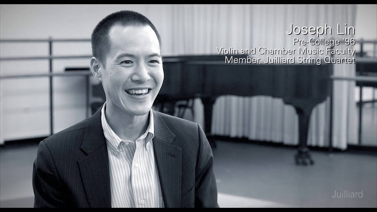 Juilliard Snapshot: Joseph Lin on Pre-College Memories