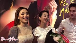 Ngọc nữ Bolero TỐ MY chạy show mừng THU HẰNG, GIANG HỒNG NGỌC | BÍ MẬT VBIZ