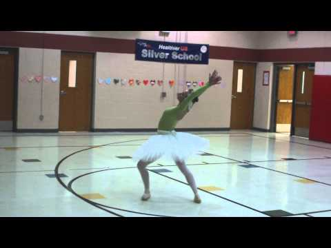 Jetmore KS Russian ballet dancer school assembly