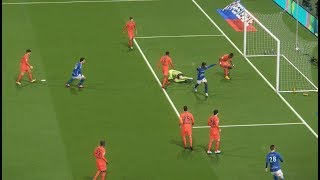Video Gol Pertandingan Strasbourg vs Caen