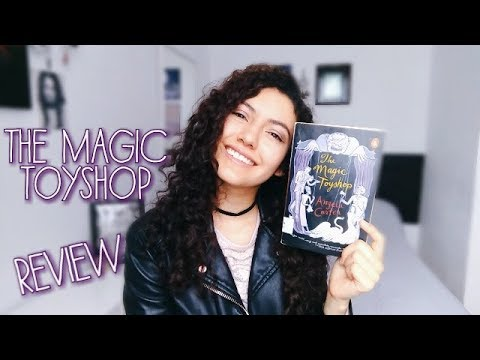 The Magic Toyshop by Angela Carter | Book Review