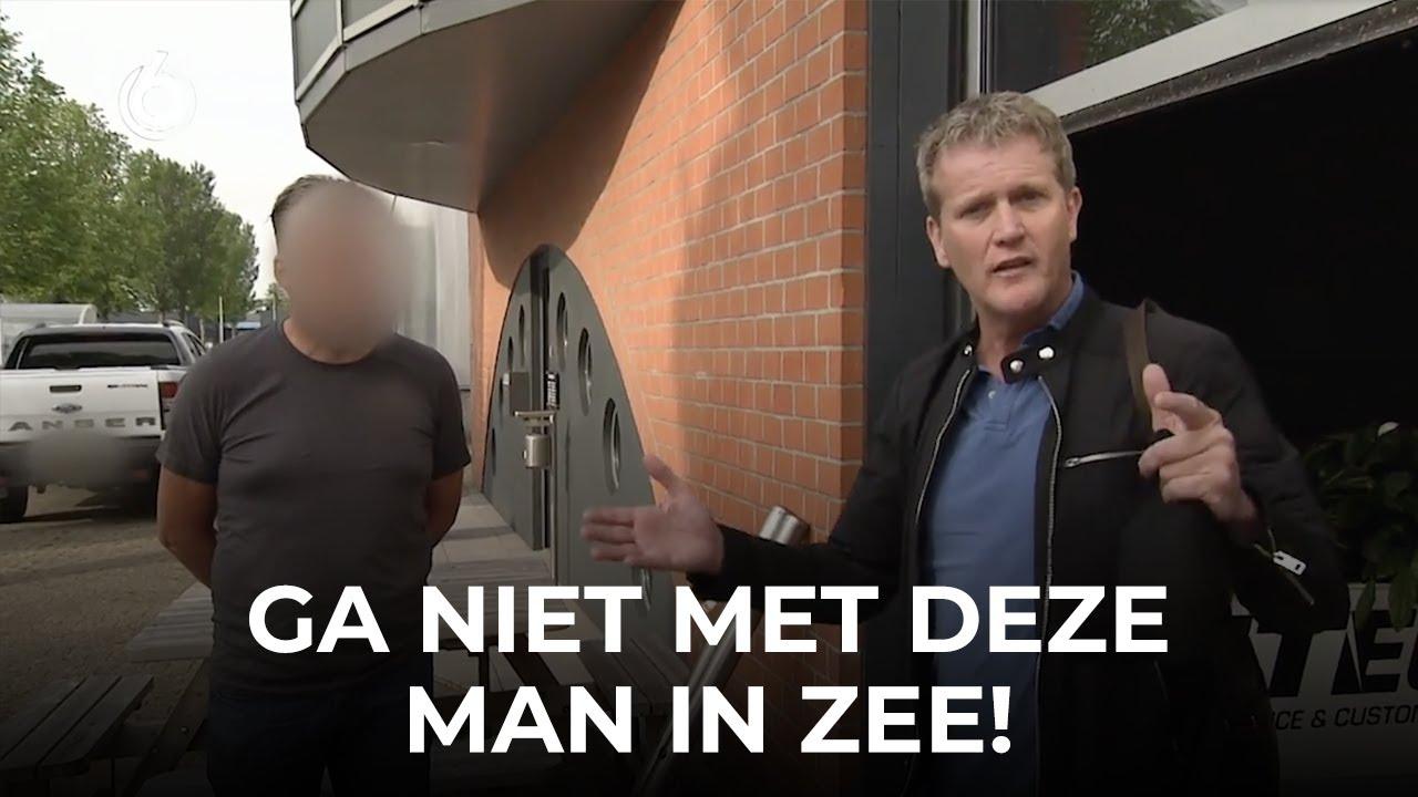 Autohandelaar Gerco WEIGERT schulden af te betalen! | Undercover in Nederland