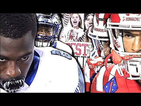 IMG (FL) vs Mater Dei (CA)| Game of the Year!! | HSFB | UTR Highlight Mix 2018