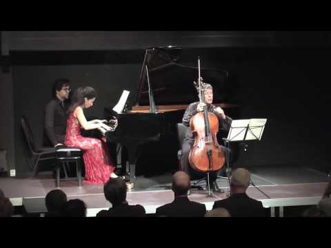 Mendelssohn Variations concertantes, Grossenbacher - Mihneva