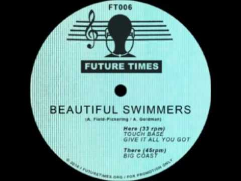 Beautiful Swimmers Touch Base