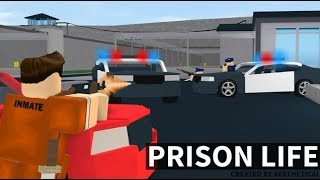 Prison Life v2.0.2 - JAILBREAK ROBLOX 247 l 9-2-2019