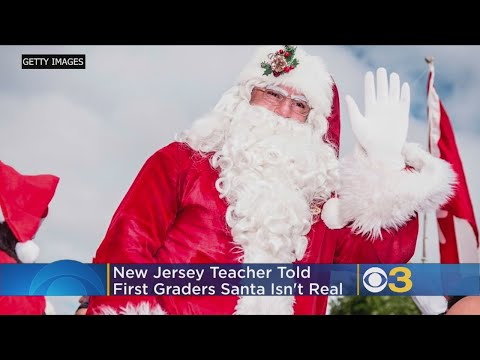 Tony Sandoval on The Breeze - Substitute Teacher tells First-Grade Students Santa Claus Isn't REAL.