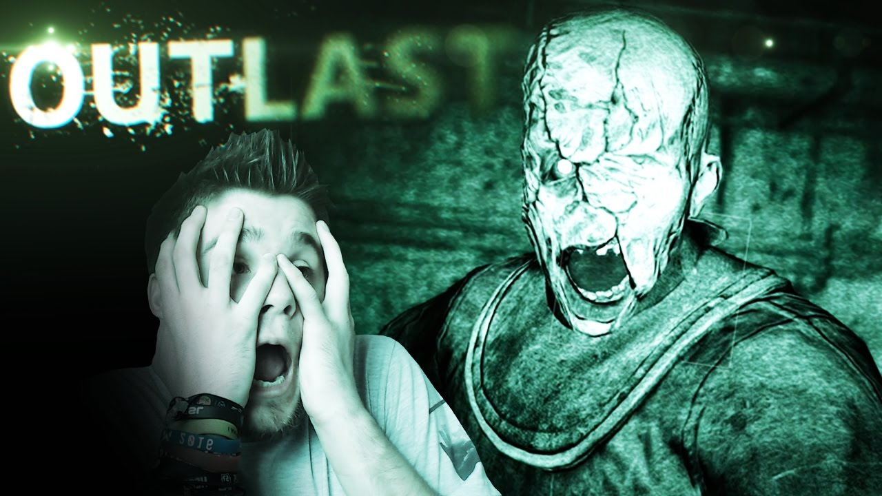 JUŻ NIE TAKIE SCP! | Outlast [#1] #Bladii #Horror