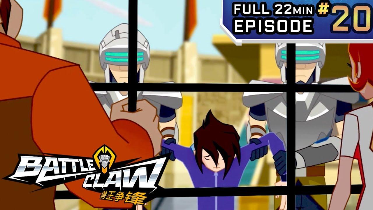 Download Gladiator   BattleClaw Season 1   Episode 20