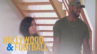 Kenny & Sabrina Britt Go House Hunting in L.A. | Hollywood & Football | E!