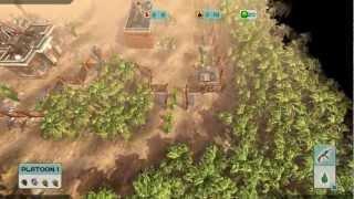Cannon Fodder 3 mission 3 walkthrough