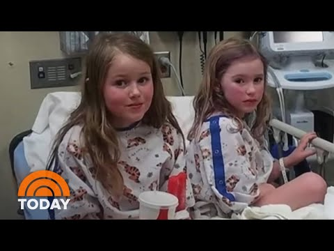 Missing Sisters Safe Found Alive In California Forest After 2 Days | TODAY