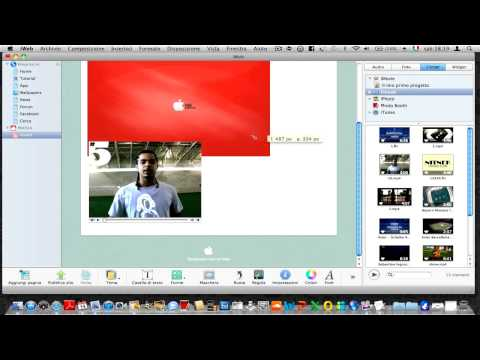Blogmac.sc - 28 - Creare un sito con iWeb.mov
