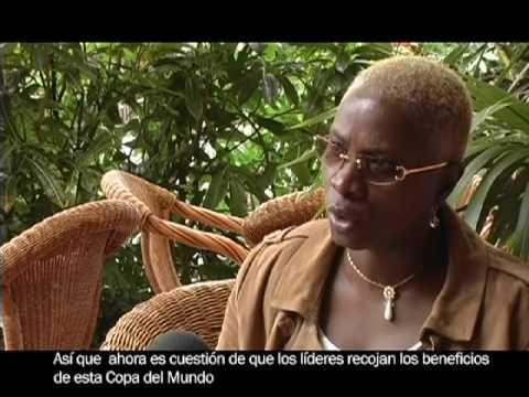Entrevista a Angélique Kidjo